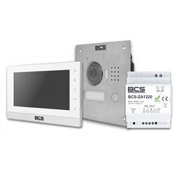 Bcs -vdip5 zestaw wideodomofonowy