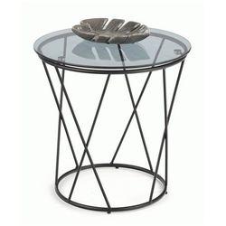 Szklany stolik kawowy Alison, V-CH-MANILA-LAW