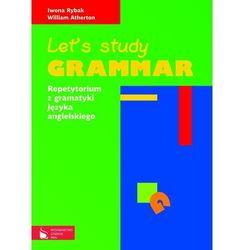 Let's study grammar, książka z kategorii Encyklopedie i słowniki