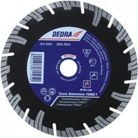 Tarcza do cięcia DEDRA H1197 230 x 22.2 mm Turbo-T