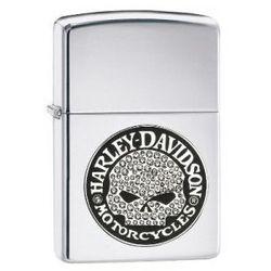 Zapalniczka  harley davidson crystal skull 60001601 od producenta Zippo