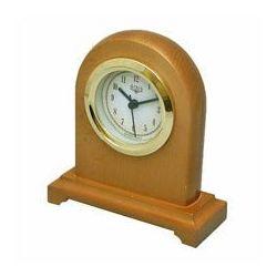 Drewniany zegar kominkowy #2 marki Pozostali