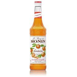 Syrop MANDARINE MONIN 0,7 L - mandarynkowy z kategorii Napoje, wody, soki