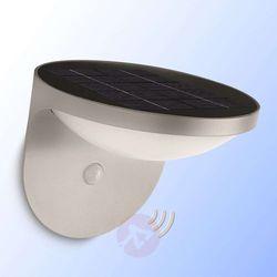 Philips Solarna lampa ścienna na zewn. led dusk z czujn.