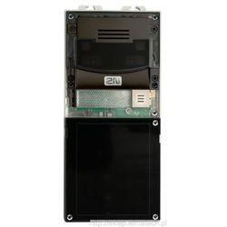 2N Helios IP Verso - jednostka bazowa bez kamery - czarny, 9155101B