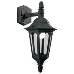 Elstead Zewnętrzna lampa ścienna parish & parish mini prm2  kinkiet oprawa ogrodowa ip44 outdoor czarna