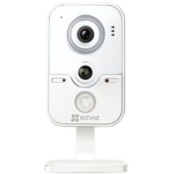 Kamera c2cube (2,8mm) 1,3 mpix 720p cs-c2-31wpfr; niania elektroniczna; wi-fi; ir 10. marki Ezviz