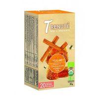Herbatka cynamonowa o smaku miodu heal me bio 30 g (1,5 g x 20 szt.) - t'renute marki T'renute (herbaty)