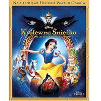 Królewna Śnieżka i siedmiu krasnoludków (Blu-Ray) - David Hand (7321917501484)
