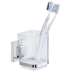Wenko Pojemnik na szczoteczki do zębów quadro,vacuum-loc, (4008838162590)