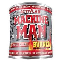 ActivLab Machine man burner 120 kap. - produkt z kategorii- Redukcja tkanki tłuszczowej