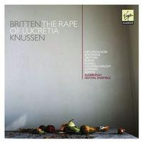 Ian bostridge - the rape of lucretia (limited) od producenta Warner music poland