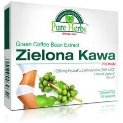 zielona kawa premium 30 kaps., marki Olimp