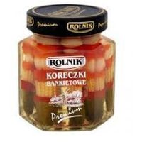 Koreczki bankietowe premium 314 ml Rolnik (5900919003732)