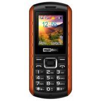 Telefon MAXCOM MM901 Pomarańczowy (5908235973272)