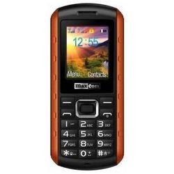 Telefon MAXCOM MM901 Pomarańczowy + DARMOWY TRANSPORT!, kup u jednego z partnerów