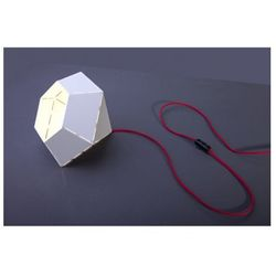 DIAMOND WHITE-RED LAMPA BIURKOWA NOWODVORSKI 6341