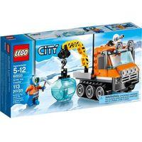 Lego CITY Arktyczny pojazd gąsienicowy 60033