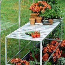 Stolik 1-piętrowy aluminiowy Vitavia, kup u jednego z partnerów