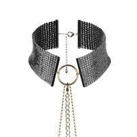 Bijoux indiscrets - désir métallique collar (czarna) marki Bijoux indiscrets (sp)