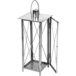 latarnia Garth ogrodowa ze stali szlachetnej 65 cm