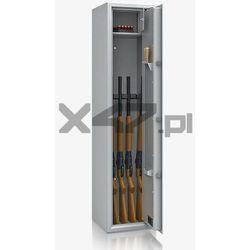 Szafa na broń freiburg 51000 kl. s1 - zamek elektroniczny - zamek szyfrowy marki Iss