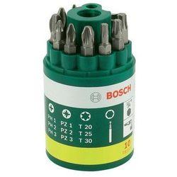 Bosch_elektonarzedzia Zestaw bosch do wkręcania (10 sztuk) (3165140415705)