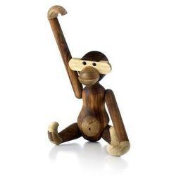 Kay bojesen monkey drewniana małpka - mała wyprodukowany przez Rosendahl
