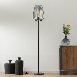Eglo 49474 - lampa podłogowa newtown 1xe27/60w/230v