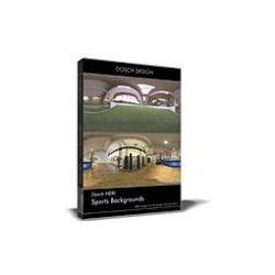 DOSCH HDRI: Sports Backgrounds z kategorii Programy graficzne i CAD