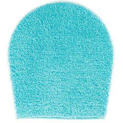dywanik łazienkowy lex, niebieski, 47x50cm marki Grund