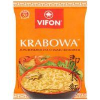 Vifon  70g zupa krabowa ostra błyskawiczna