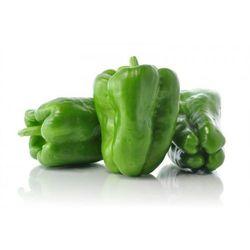 PAPRYKA ZIELONA ŚWIEŻA BIO (tacka ok. 0,30 kg) - produkt z kategorii- Zdrowa żywność