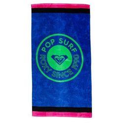 Ręcznik - prfct insprtion princess blue texture flower (xwbb) rozmiar: os marki Roxy