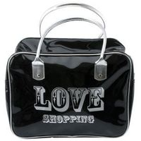 Torba weekendowa Love Shopping by Wanted - produkt z kategorii- Gadżety