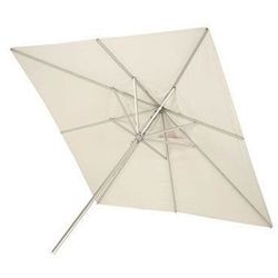 Skagerak MESSINA Parasol Ogrodowy 300x300 cm - Aluminium - produkt z kategorii- Parasole ogrodowe
