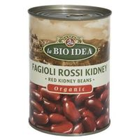 Czerwona fasola kidney (puszka) bio 6x400g-  marki Bio idea