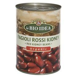 Czerwona fasola kidney (puszka) BIO 6x400g- BIO IDEA - produkt z kategorii- Przetwory warzywne i owocowe