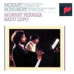 Sonata K.448, Piano Sonata for 4 Hands - Radu Lupu, Murray Perahia (muzyka klasyczna)