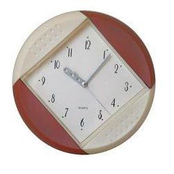 Zegar ścienny kolorowy koło, ML585