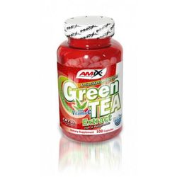 Amix nutrition Amix green tea extract with vitamin c 100 kapsułek