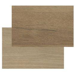 Panel przyblatowy laminowany 0,3 x 60 x 200 cm dąb rustykalny / jasne drewno, CS-WTOP39A