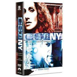 CSI Kryminalne zagadki Nowego Jorku, sezon 3 (DVD) - Imperial CinePix - produkt z kategorii- Sensacyjne, krymi