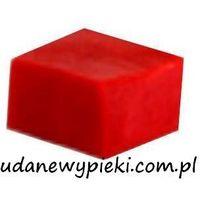 MASA CUKROWA LUKIER PLASTYCZNY - CZERWONA 1 kg u - produkt z kategorii- Pozostałe delikatesy