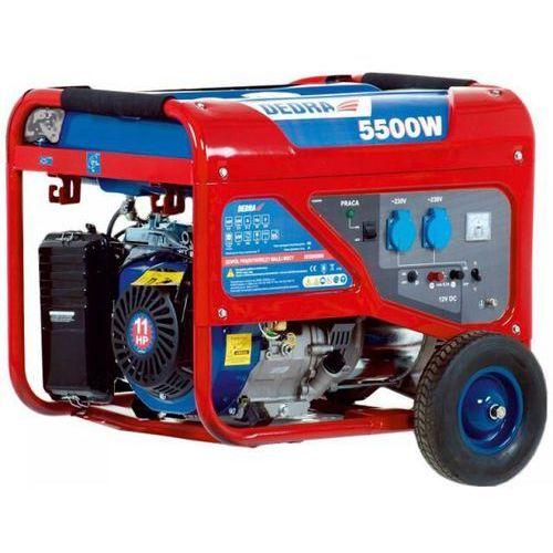 Zespół prądotwórczy 5000W z kategorii Pozostałe narzędzia elektryczne