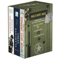 Military BOX Ben Macintyre, Donald L. Miller, Chris Kyle, Jim DeFelice, Scott McEwen