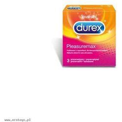 Prezerwatywy  pleasuremax a3, marki Durex
