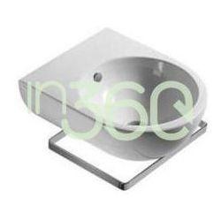 Catalano Sfera Reling do umywalki 41 aluminium chromowany 5PA45C100