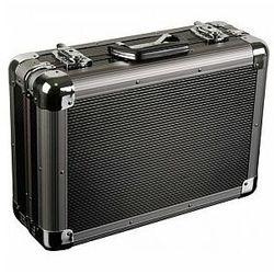 walizka narzędziowa z zaokrąglonymi aluminiowymi narożami - 430 x 330 x 155 mm marki Perel