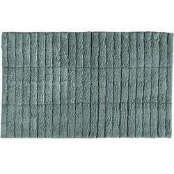 Dywanik łazienkowy tiles turkusowy (5722000135388)